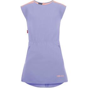 TROLLKIDS Arendal Vestido Niñas, violeta